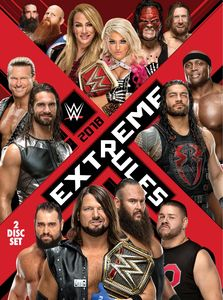 WWE: Extreme Rules 2018
