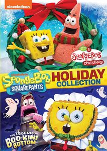Spongebob Squarepants: Holiday 2-pack