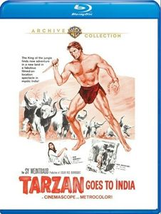 Tarzan Goes To India , Jock Mahoney