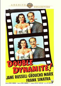 Double Dynamite , Jane Russell
