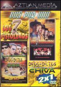 Los 7 Pistoleros/ Drogadictos Quemando Chiva