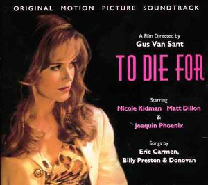 To Die For (Original Soundtrack) [Import]