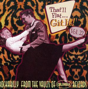 That'll Flat Git It, Vol. 22 , Various Artists