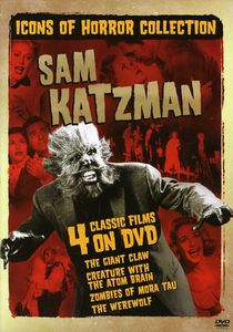 Icons of Horror Collection: Sam Katzman