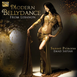 Modern Bellydance from Lebanon-Sunset Princess