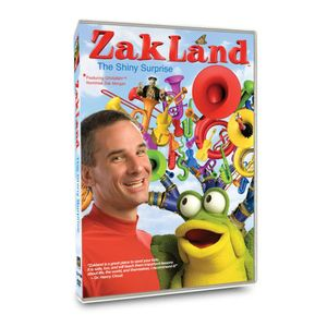 Zak Morgan: Zakland - The Shiny Suprise