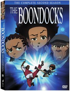 The Boondocks: The Complete Second Season
