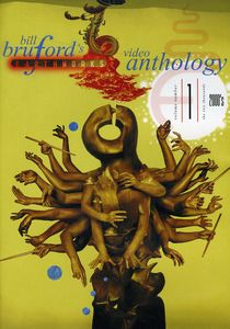 Bruford's Earthworks: Anthology: Volume 1