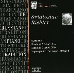 Russian Piano Tradition - Neuhaus School
