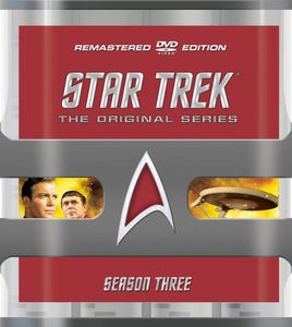 Star Trek: Original Series - Season 3 Remastered