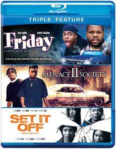 Friday /  Menace II Society /  Set It Off