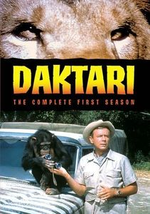 Daktari: The Complete First Season
