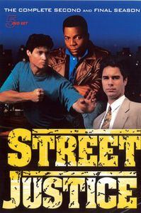 Street Justice: The Complete Second and Final Season [Import]