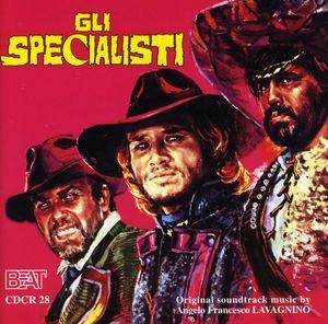 Gli Specialisti /  15 Forche (Original Soundtrack) [Import]