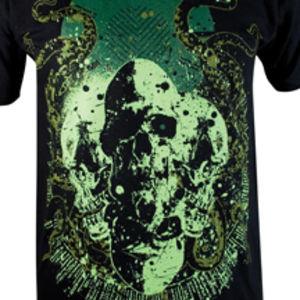Vengeance Slim Fit T-Shirt Black - M