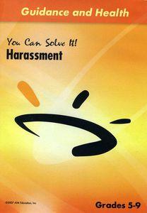 Harrassment: You Solve It