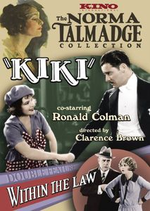 Norma Talmadge Double Feature (Kiki /  Within the Law)