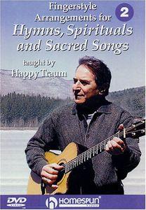 Fingerstyle Arrangements for Hymns Spirituals: Volume 2