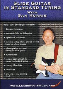 Slide Guitar in Standard Tuning