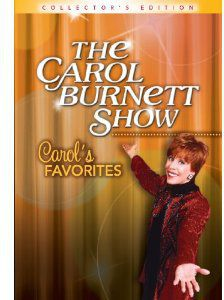 The Carol Burnett Show: Carol's Favorites (6 DVD Set)