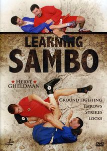Learning the Russian Martial Art of Sambo