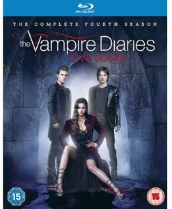 The Vampire Diaries: The Complete Fourth Season [Import]