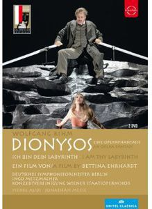 Dionysos: An Opera Fantasy