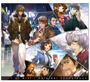 City of Mist Game (Original Soundtrack) [Import]