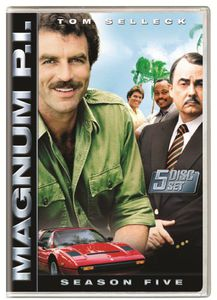 Magnum, P.I.: Season Five