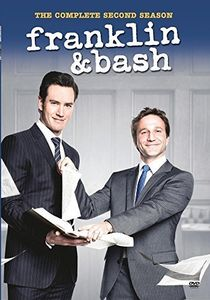 Franklin & Bash: The Complete Second Season