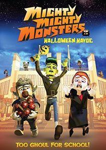 Mighty Mighty Monsters: Halloween Havoc