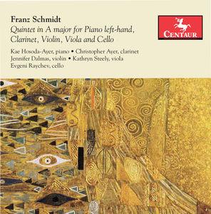 Schmidt: Quintet in a Major for Piano Left-Hand