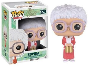 FUNKO POP! TELEVISION: The Golden Girls - Sophia