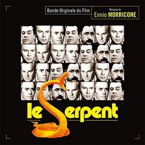 Le Serpent (Original Soundtrack) [Import]