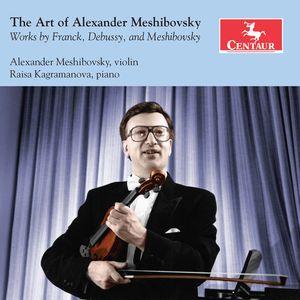 Art of Alexander Meshibovsky