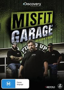Misfit Garage: Season 4 [Import]