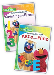 Sesame Street: Preschool Is Cool - ABCs With Elmo/ Preschool Is Cool:Counting With Elmo