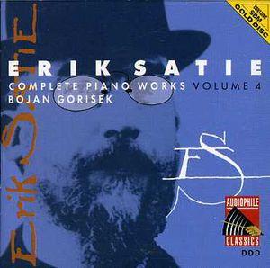 Satie: Complete Piano Works 4