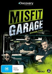 Misfit Garage: Season 5 [Import]