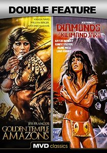 Golden Temple Amazons /  Diamonds of Kilimandjaro