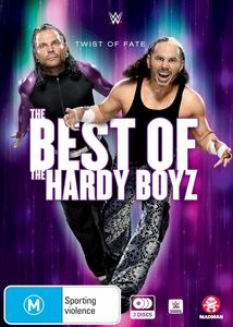 WWE: Twist Of Fate - Best Of The Hardy Boyz [Import]