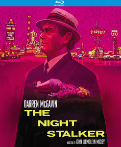 The Night Stalker , Darren McGavin