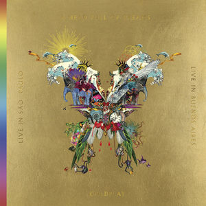 Live In Buenos Aires/ Live In São Paulo/ A Head Full Of Dreams , Coldplay