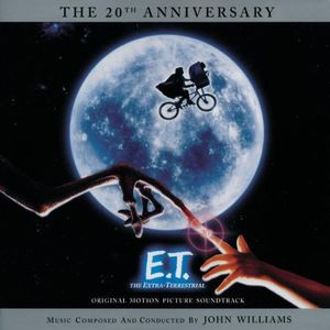 E.T. The Extra-Terrestrial (20th Ann)versary) (Original Soundtrack)