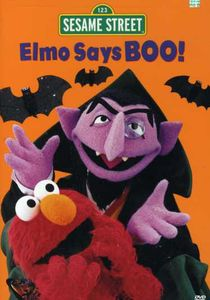 Elmo Says Booo!