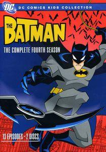 The Batman: The Complete Fourth Season