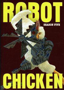 Robot Chicken: Season Five