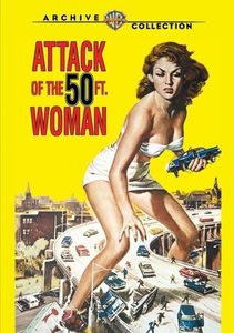 Attack of the 50-Foot Woman