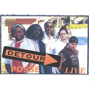 Dakeye & the Detour Posse Live at Kozmos