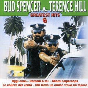 Vol. 6-Bud Spencer & Terence Hill [Import]